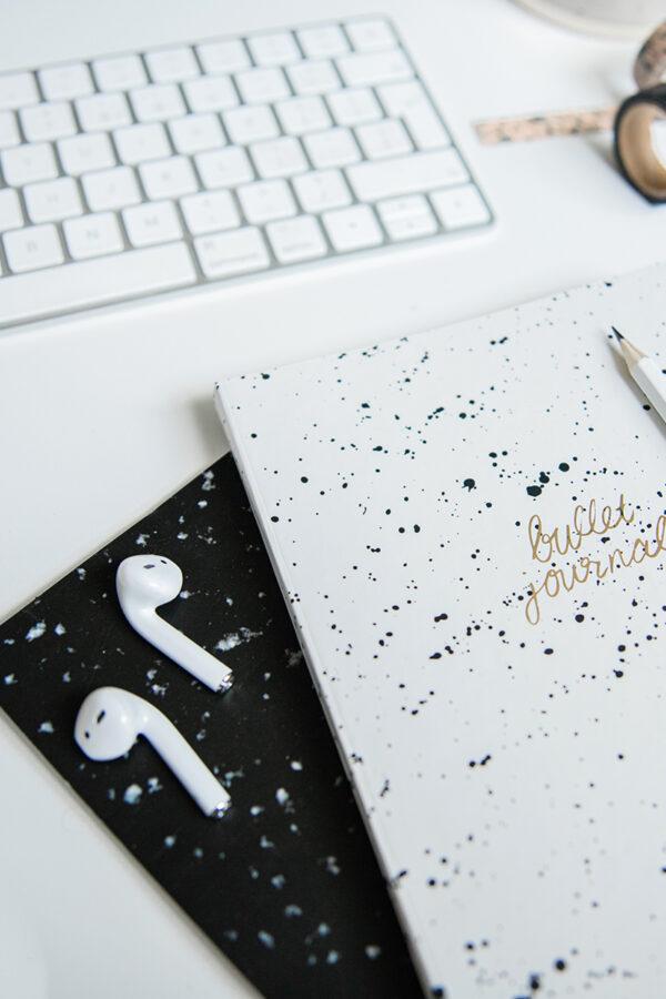 AirPods, notitieboek