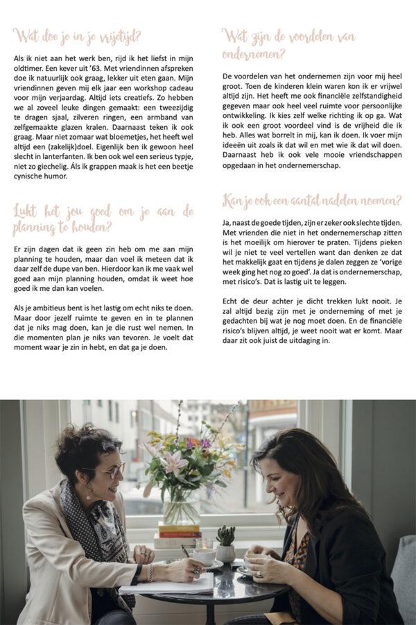 Interview voor ondernemers